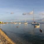 Kustlijn van Kralendijk Bonaire
