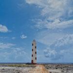 """Vuurtoren """"Willemstoren"""" op Bonaire"""