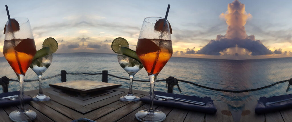 Terrassen Bonaire weer open