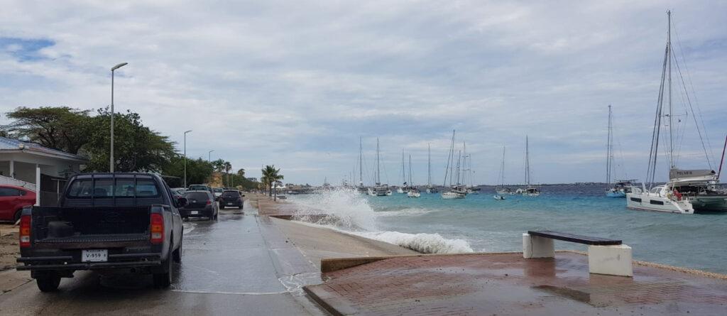 Kralendijk Bonaire storm