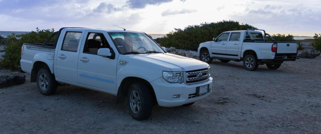 Huurauto Bonaire
