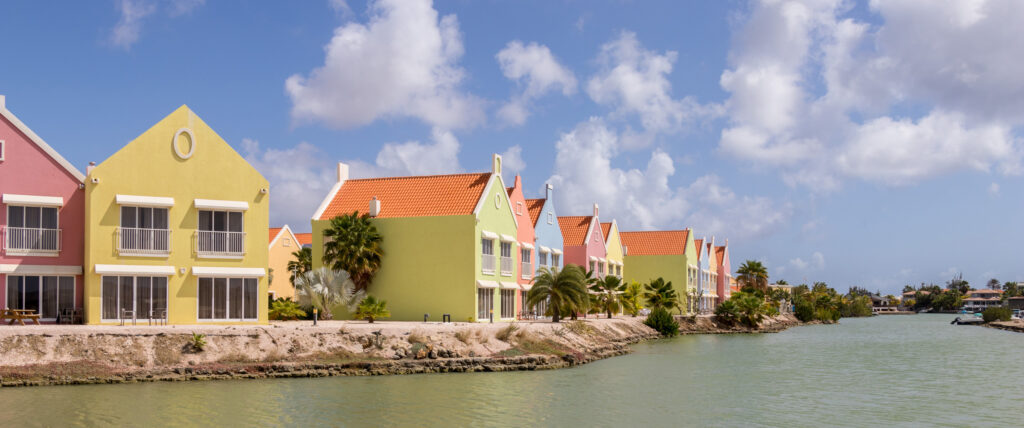 Vakantie Bonaire huizen