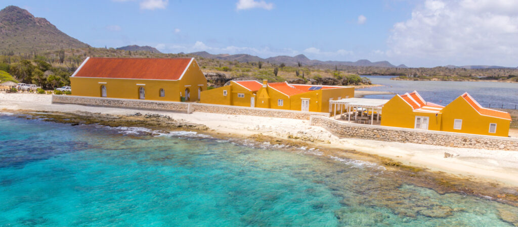 Landhuis Slagbaai WSNP Bonaire
