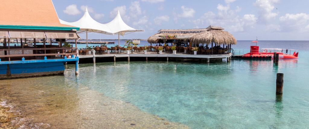 Informatie over restaurants op Bonaire